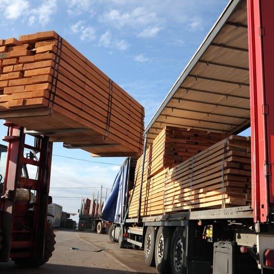 Перевоз строительных материалов